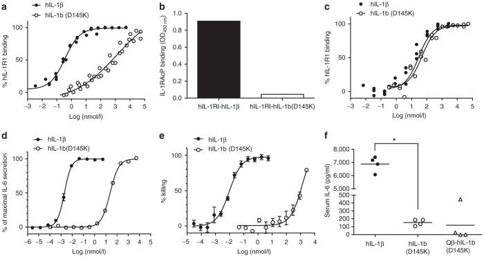 a biotinylated goat anti-human IL-6 mAb